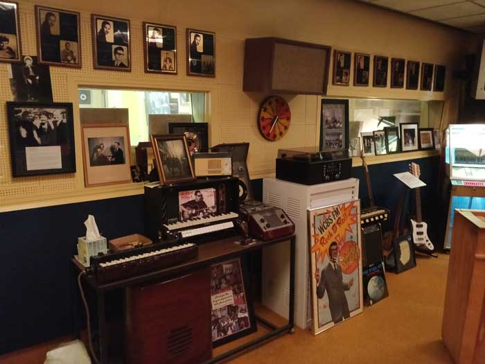 Norman Petty Recording Studios - Studio