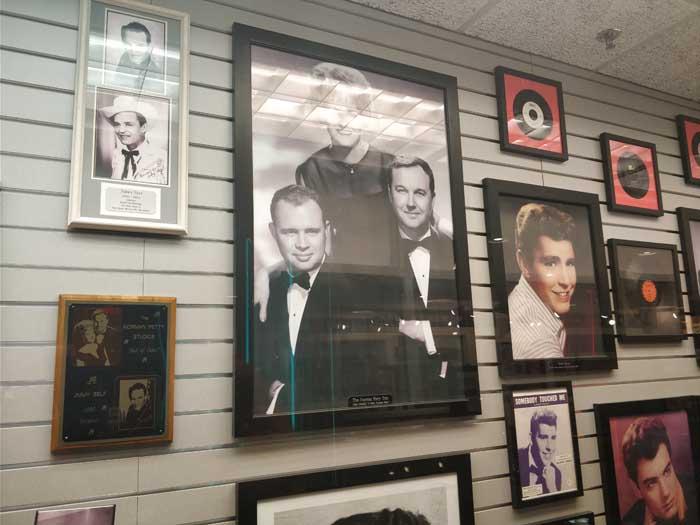 Norman & Vi Petty Rock & Roll Museum