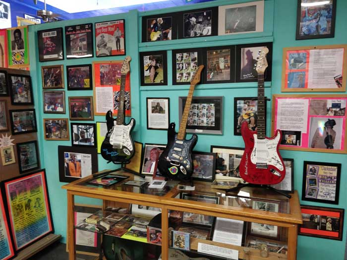 Rock & Blues Museum