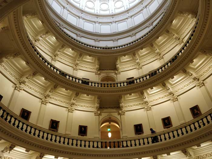 Texas State Capitol Rotunda