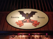 The Bat Bar sign