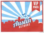 Austin Detours ticket