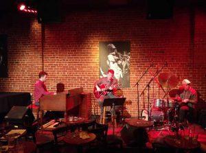 Wil Blades Trio