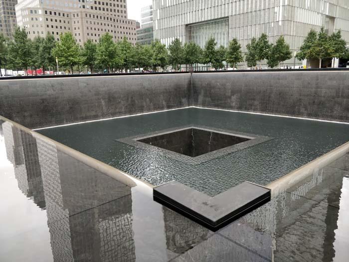 9-11 Memorial Garden #1