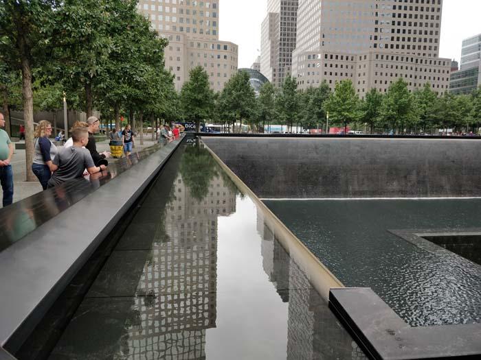 9-11 Memorial Garden #2