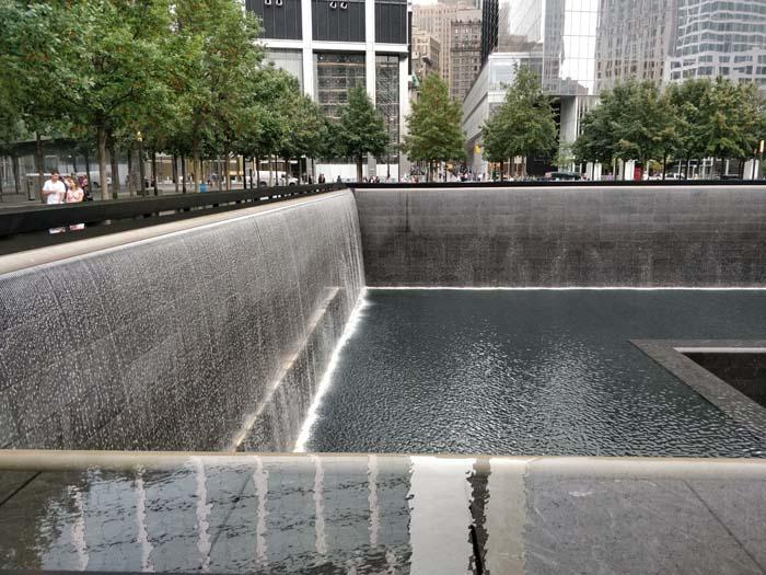 9-11 Memorial Garden #3