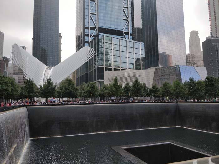 9-11 Memorial Garden #4