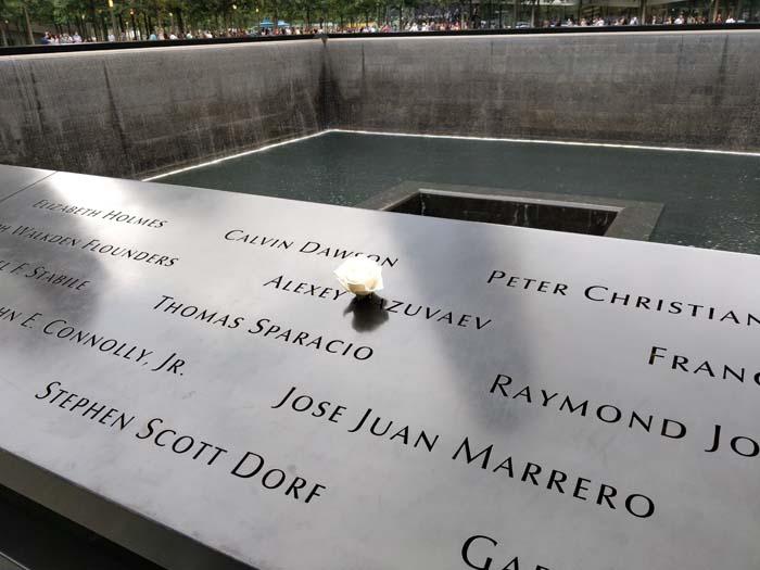 9-11 Memorial Garden #5