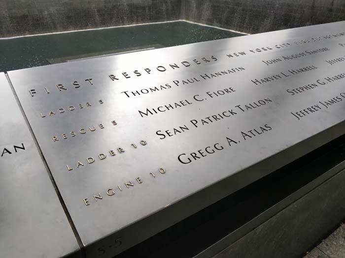 9-11 Memorial Garden #7