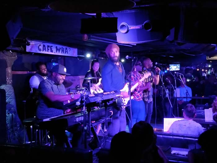Cafe Wha House Band