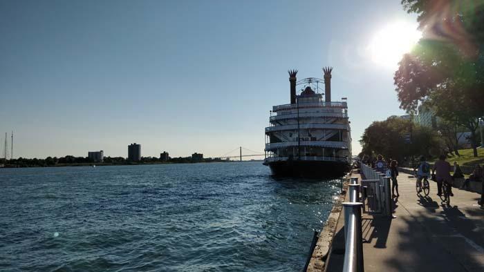 Detroit River #1
