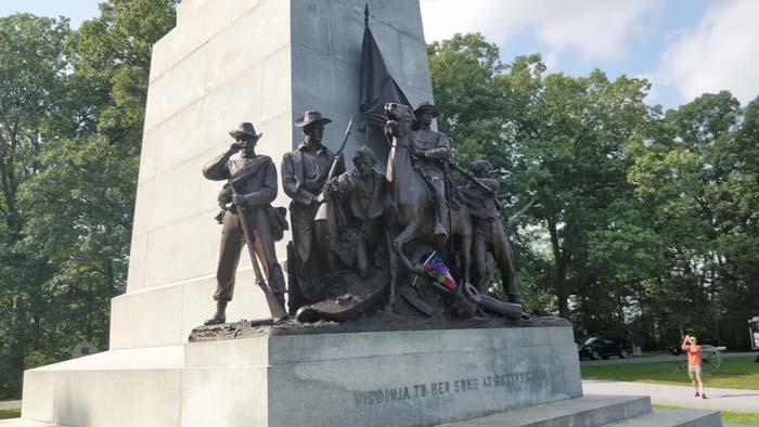 Gettysburg Battlefield Tour #10