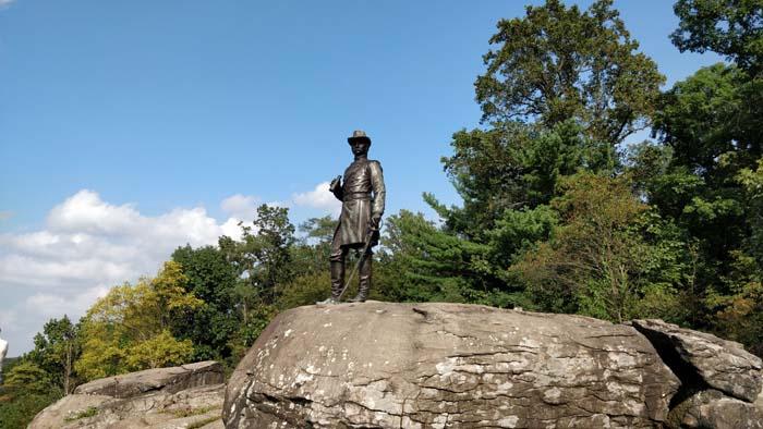 Gettysburg Battlefield Tour #11