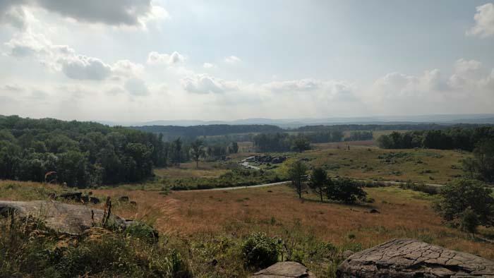 Gettysburg Battlefield Tour #14
