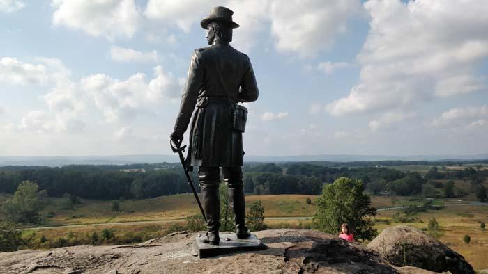 Gettysburg Battlefield Tour #15