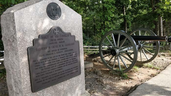 Gettysburg Battlefield Tour #16