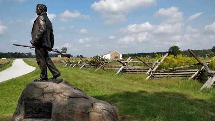 Gettysburg Battlefield Tour #2