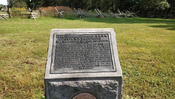 Gettysburg Battlefield Tour #3