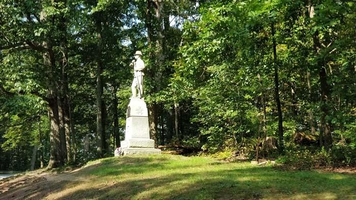 Gettysburg Battlefield Tour #4