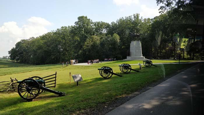 Gettysburg Battlefield Tour #5