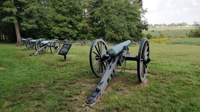 Gettysburg Battlefield Tour #6