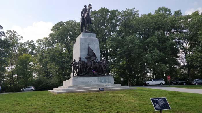 Gettysburg Battlefield Tour #8