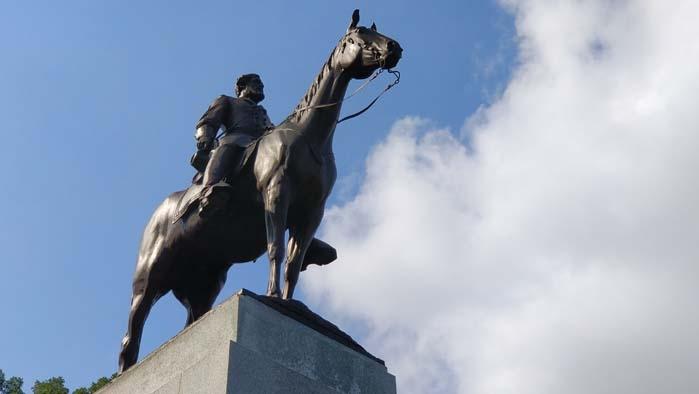 Gettysburg Battlefield Tour #9