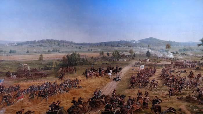 Gettysburg Cyclorama #1