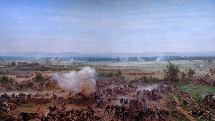 Gettysburg Cyclorama #2