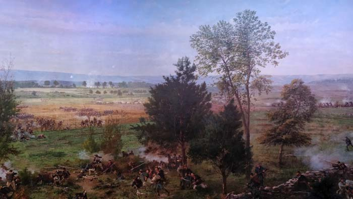Gettysburg Cyclorama #3