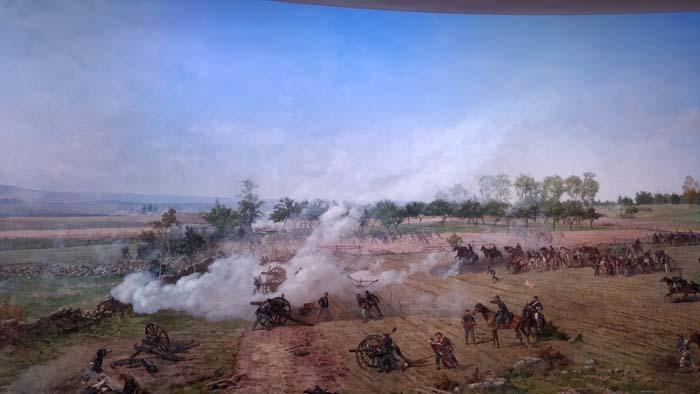 Gettysburg Cyclorama #4