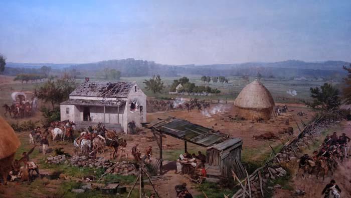 Gettysburg Cyclorama #5