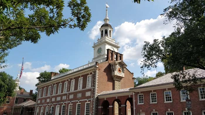 Independence Hall #1