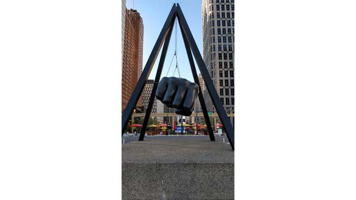 Joe Louis Memorial #2
