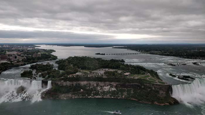 Niagara Falls - Skylon Tower
