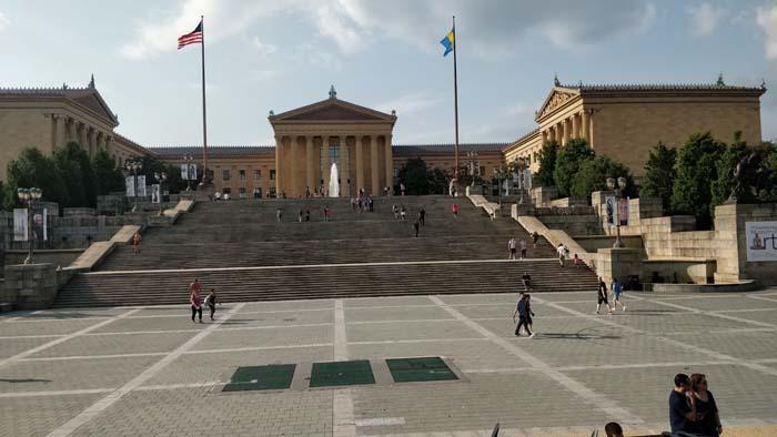Philadelphia #11 - 'Rocky Steps'