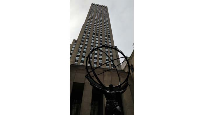 Rockefeller Center #11