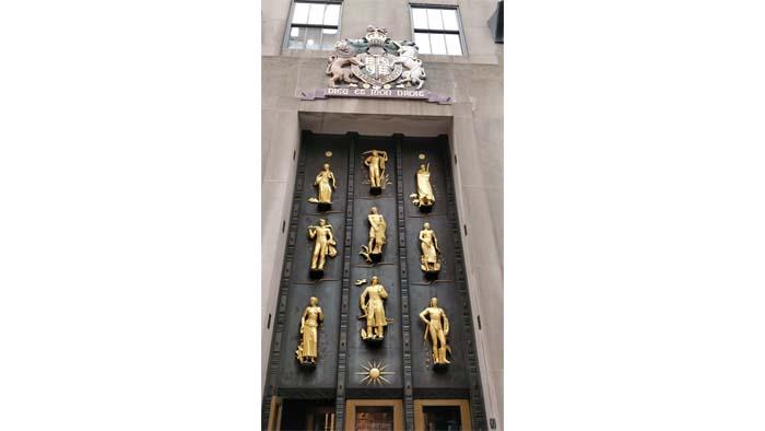 Rockefeller Center #13