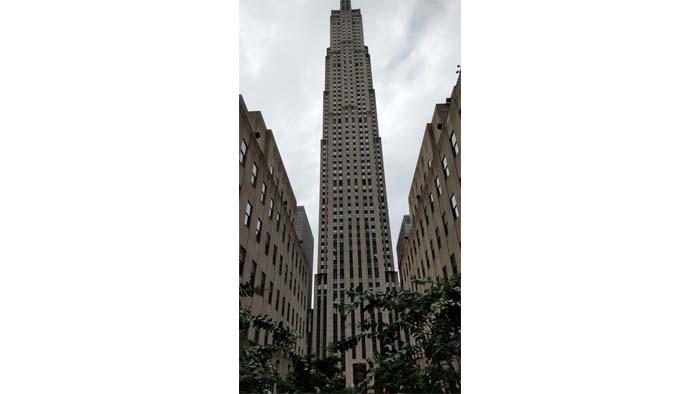Rockefeller Center #14