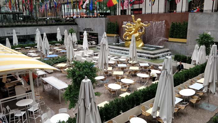 Rockefeller Center #16