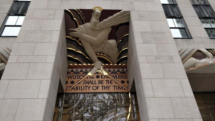 Rockefeller Center #17