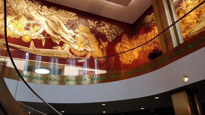 Rockefeller Center #6