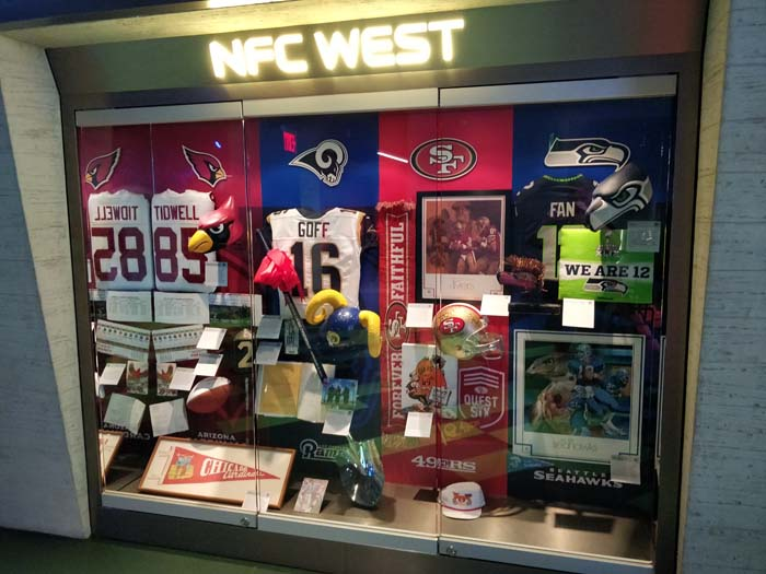 The NFL Experience #1