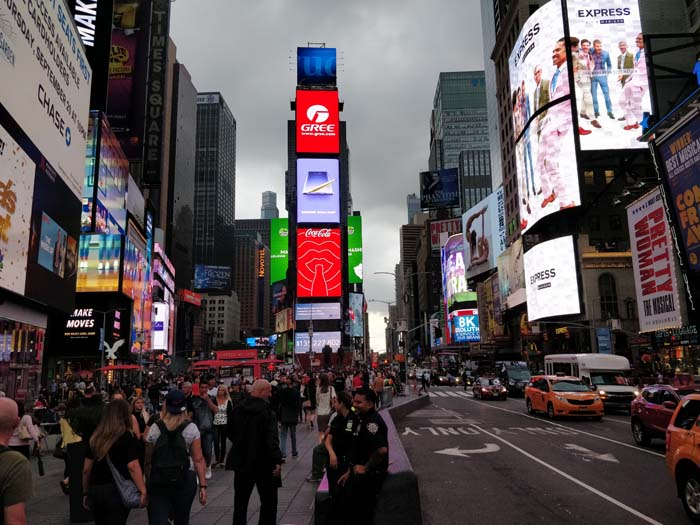 Times Square #2