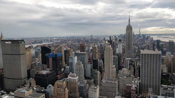 Top of the Rock #1