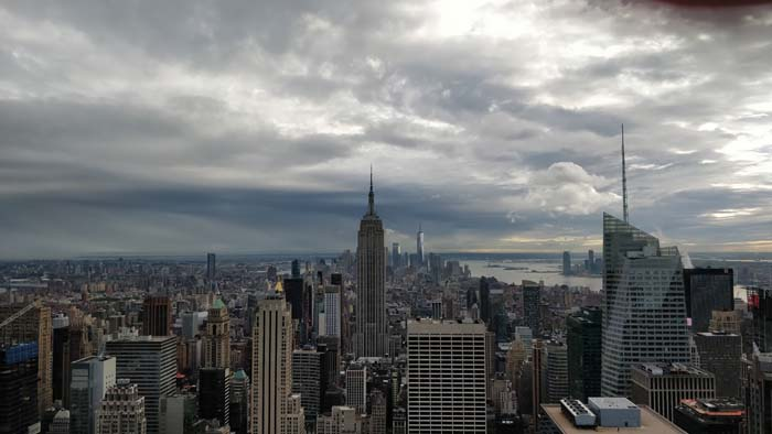 Top of the Rock #2