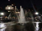 Fountain in Washington Square Park