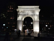 Arch in Washington Square Park