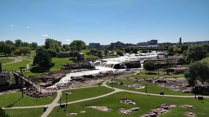 Falls Park, Sioux Falls #1