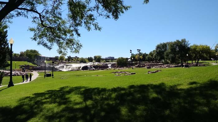 Falls Park, Sioux Falls #2